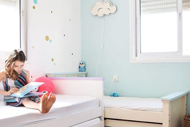 חדר מנטה וזהב