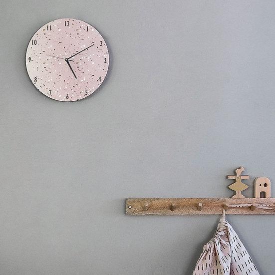 שעון טרצו ורוד