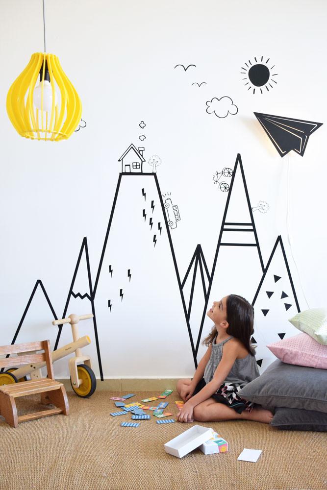 חדר ילדים מעוצב קיטה קידס
