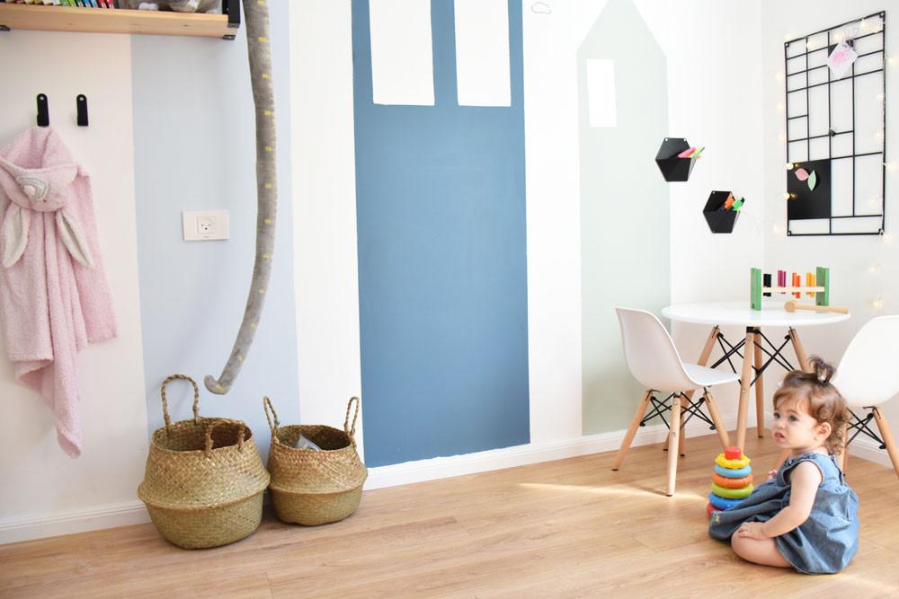 חדר מעוצב לילדים קיטה קידס