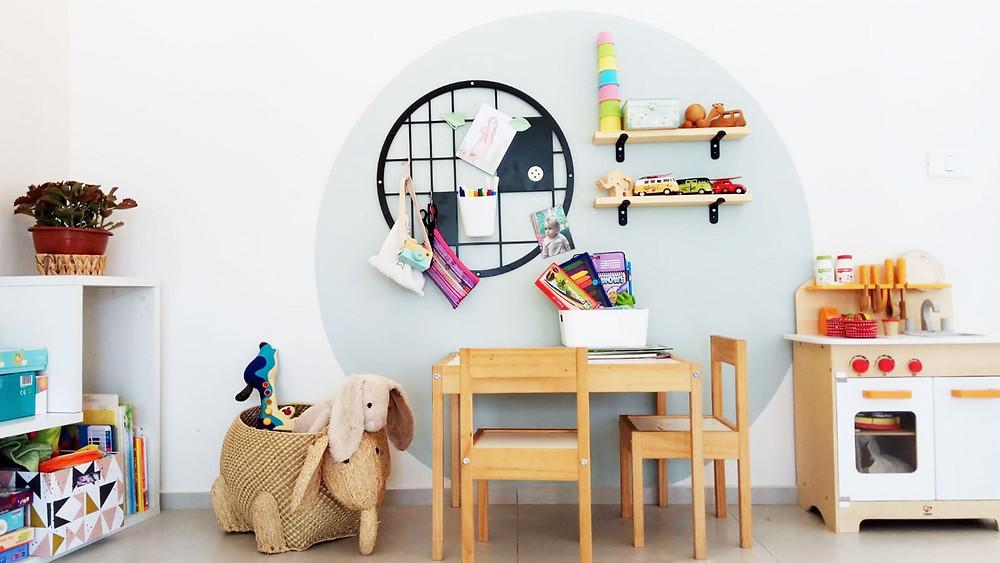 עיצוב חדר ילדים קיטה קידס