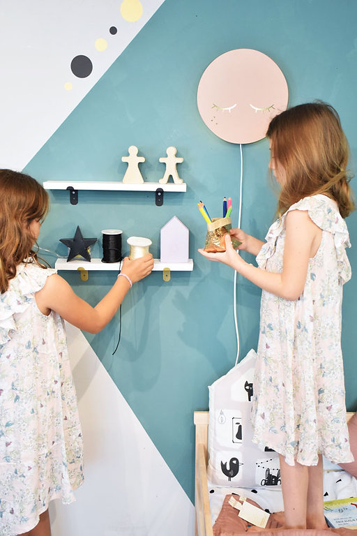 חדר ילדים מעוצב ובוגר