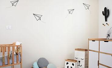 עיצוב חדר שינה בוהו שיק