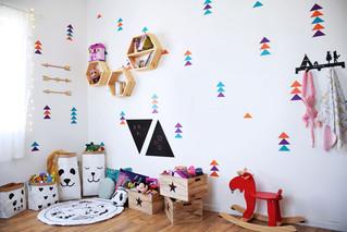 ורוד לבנות, כחול לבנים או להיפך? ואיך נעצב חדר ילדים שמתאים לשני המינים?