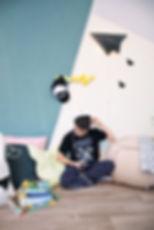 קיר ציוי ילדים