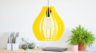 הצבע הצהוב בעיצוב