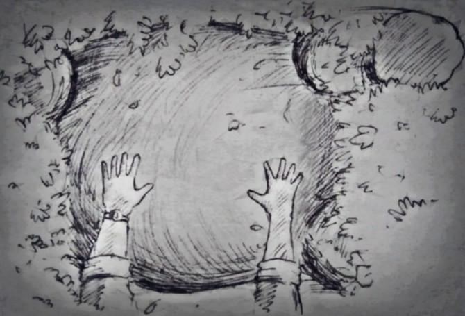Under the elephant - Vinod Kantamneni