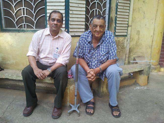 When men were men - Deepak Misra