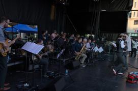 Gregorio Uribe feat. Toronto Jazz Orchestra, JN Asensio Realty Mainstage