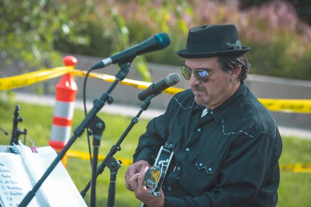 Frank Adriano Quartet, Mount Pleasant Village