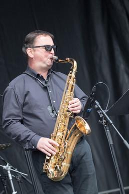 Brad Cheeseman Quintet, JN Realty Mainstage