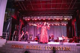 Dawn Tyler Watson & Ben Racine Band, Paradise Developments Mainstage