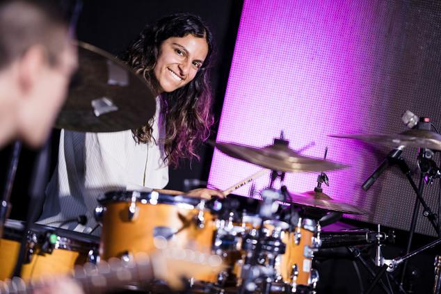 Sarah Thawer Quartet, JN Realty Stage