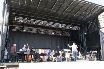 Carmen Spada feat. Toronto Jazz Orchestra, JN Asensio Realty Mainstage