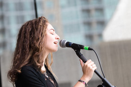 Avery Raquel, Community Stage