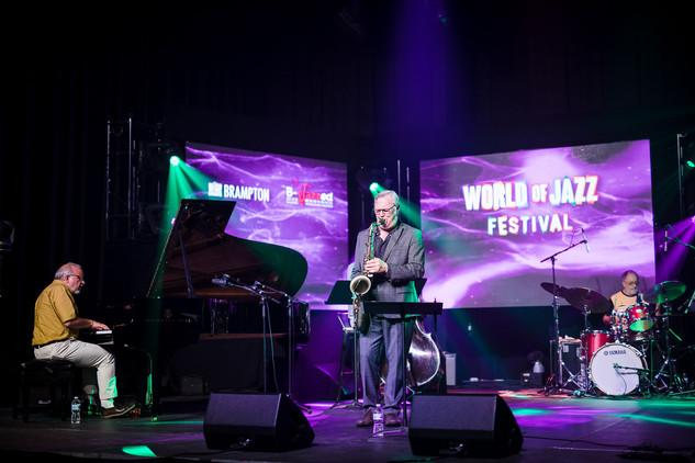 Kirk MacDonald Quartet, Paradise Developments Mainstage