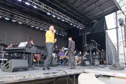 Carmen Spada featuring Toronto Jazz Orchestra, JN Realty Mainstage