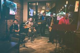 Joe's Jazz Jam, Wendel Clark's Classic Grill