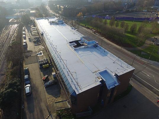 Sarnafil Self Adhesive Membrane, Sarnacol 2172 Spray Adhesive, Sarnacol 2170 Contact Adhesive, Sarnafil Roof Refurbishment