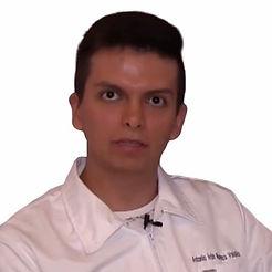 Nutriólogo Antonio Iván Marenco Valdés