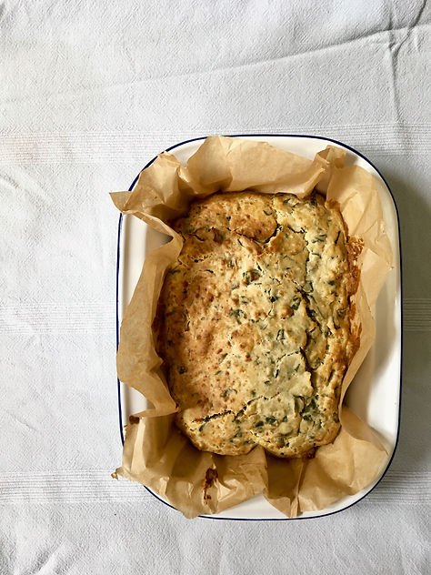 Wild Garlic Scone Loaf.JPG