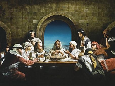 Maundy Thursday Dinner Liturgy