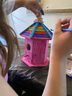 Birdhouse Masterpiece