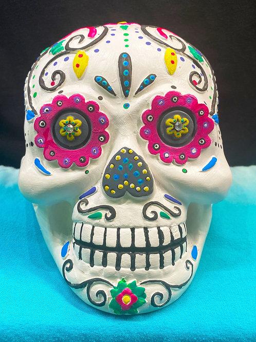 BIG Sugar Skull