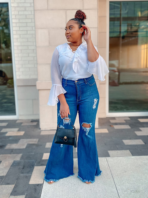 Curvy Chénell Jeans