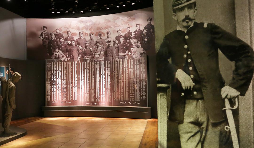 Museo Histórico y militar de Chile