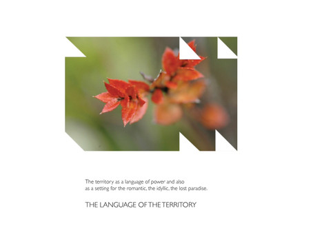 Language of the Territory, our project at FIT Library / Nuestro proyecto en la FIT Library