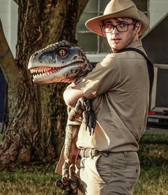 Dino-Roar! - Dino Handler