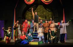 Joseph & the Amazing Technicolor Dreamcoat - Judah
