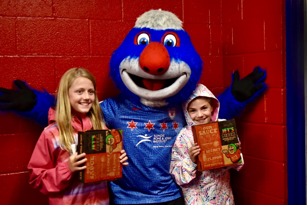 Jet's Pizza Delivery Dash winners