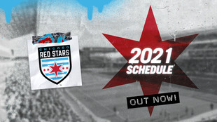 Chicago Red Stars Reveal 2021 NWSL Schedule