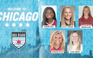 Chicago Drafts Five, Acquires 2021 International Spot in 2021 NWSL Draft