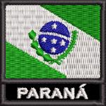 BANDEIRA ESTADO PARANÁ