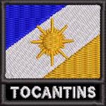 BANDEIRA  ESTADO TOCANTINS