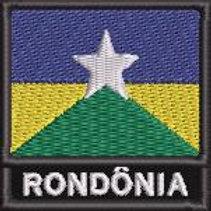 BANDEIRA ESTADO RONDÔNIA