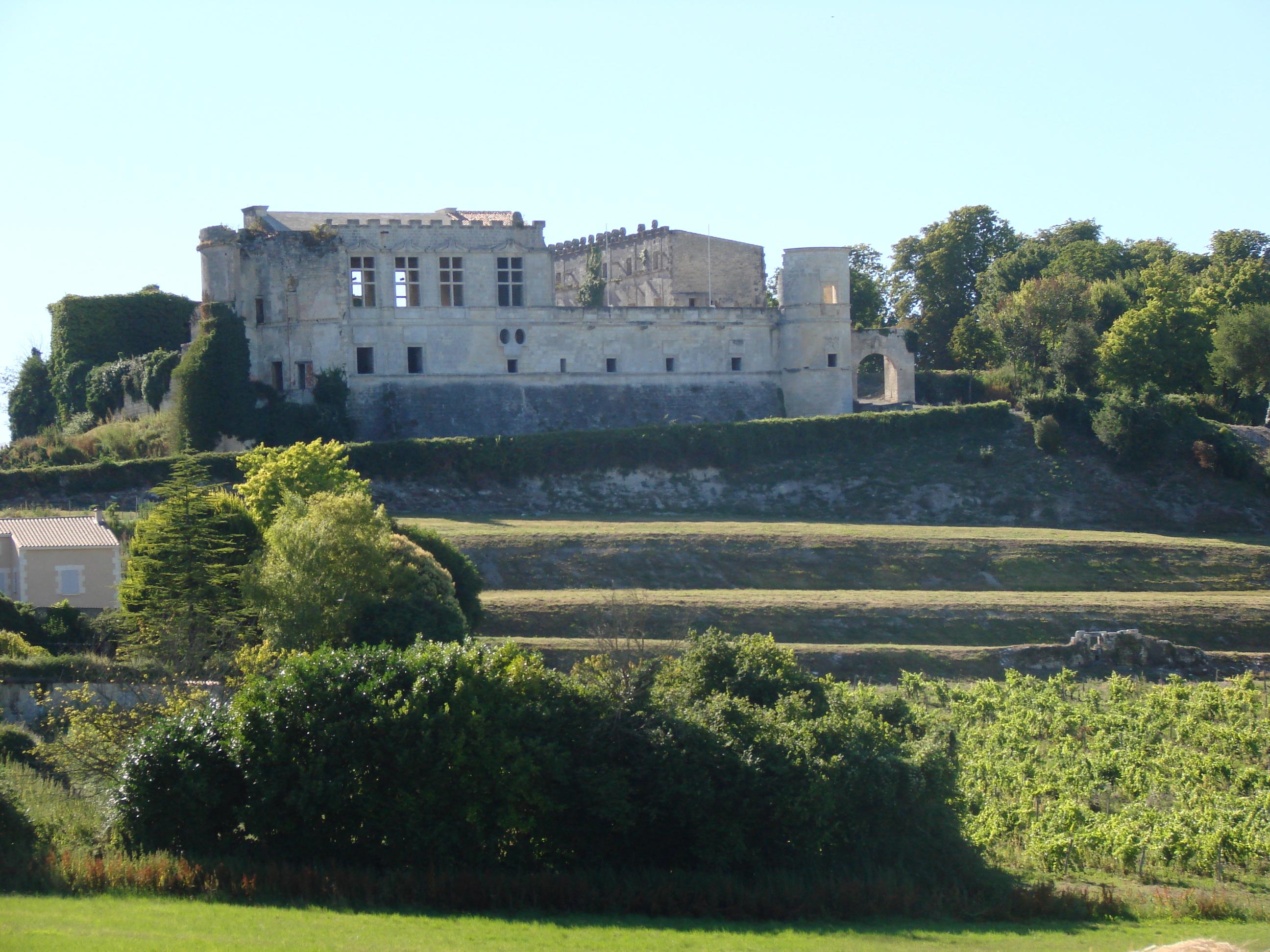 Château de Bouteville