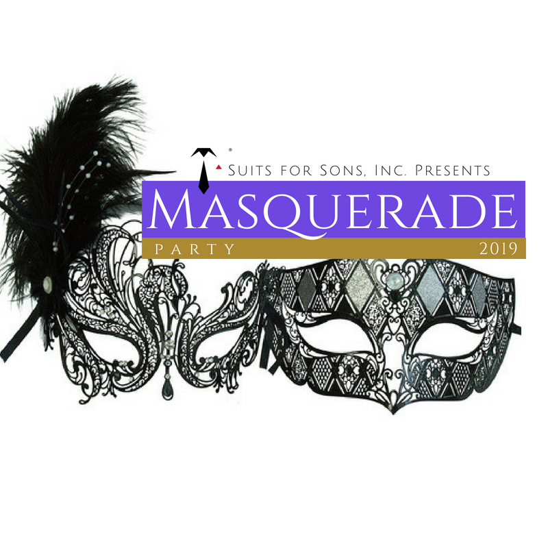 3rd Annual Masquerade Party Fundraiser