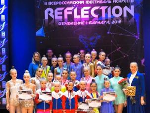 """ССТ """"Кобра"""" вернулась с победами с фестиваля искусств!"""