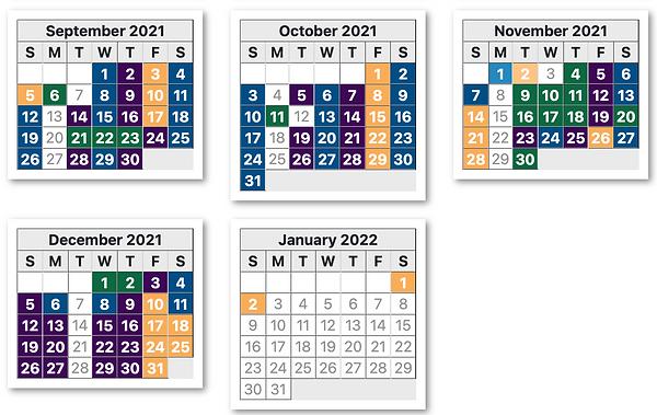 Shanghai Circus Sept Dec 2021 schedule.p