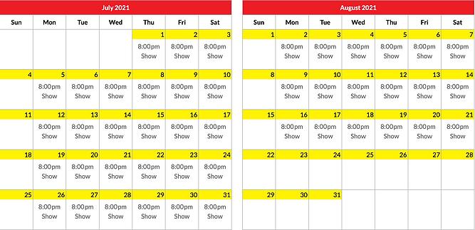 Presleys July Aug 2021 schedule.png