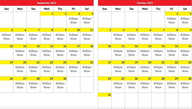 Presleys Sept Oct 2021 schedule.png