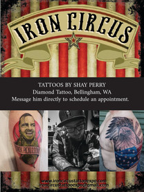 Attending Artists May 11 13 2018 Iron Circus Tattoo Expo