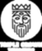 triple crown tattoo Logo For Dark Backgr