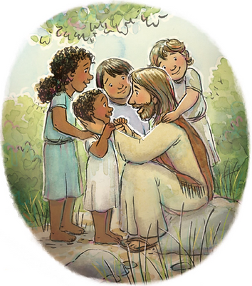 Jesus hugs children.png