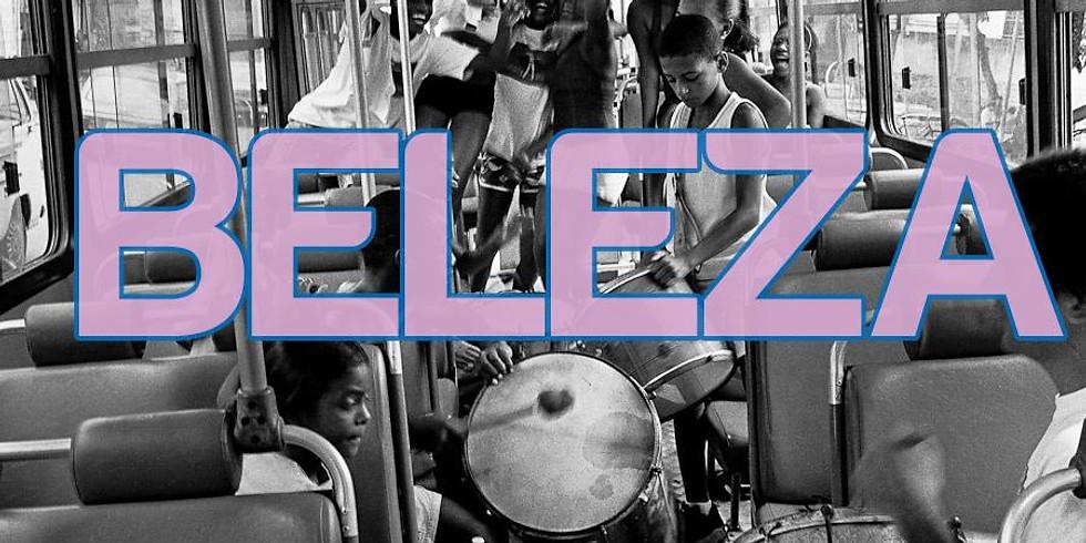 Beleza: Sounds of Brazil Lounge & Party