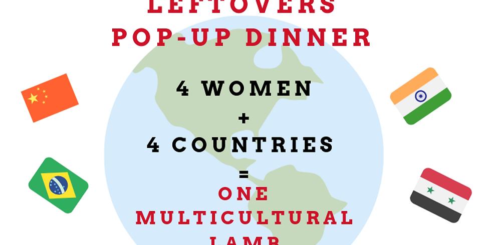 Lambfest Leftovers Pop-Up Dinner